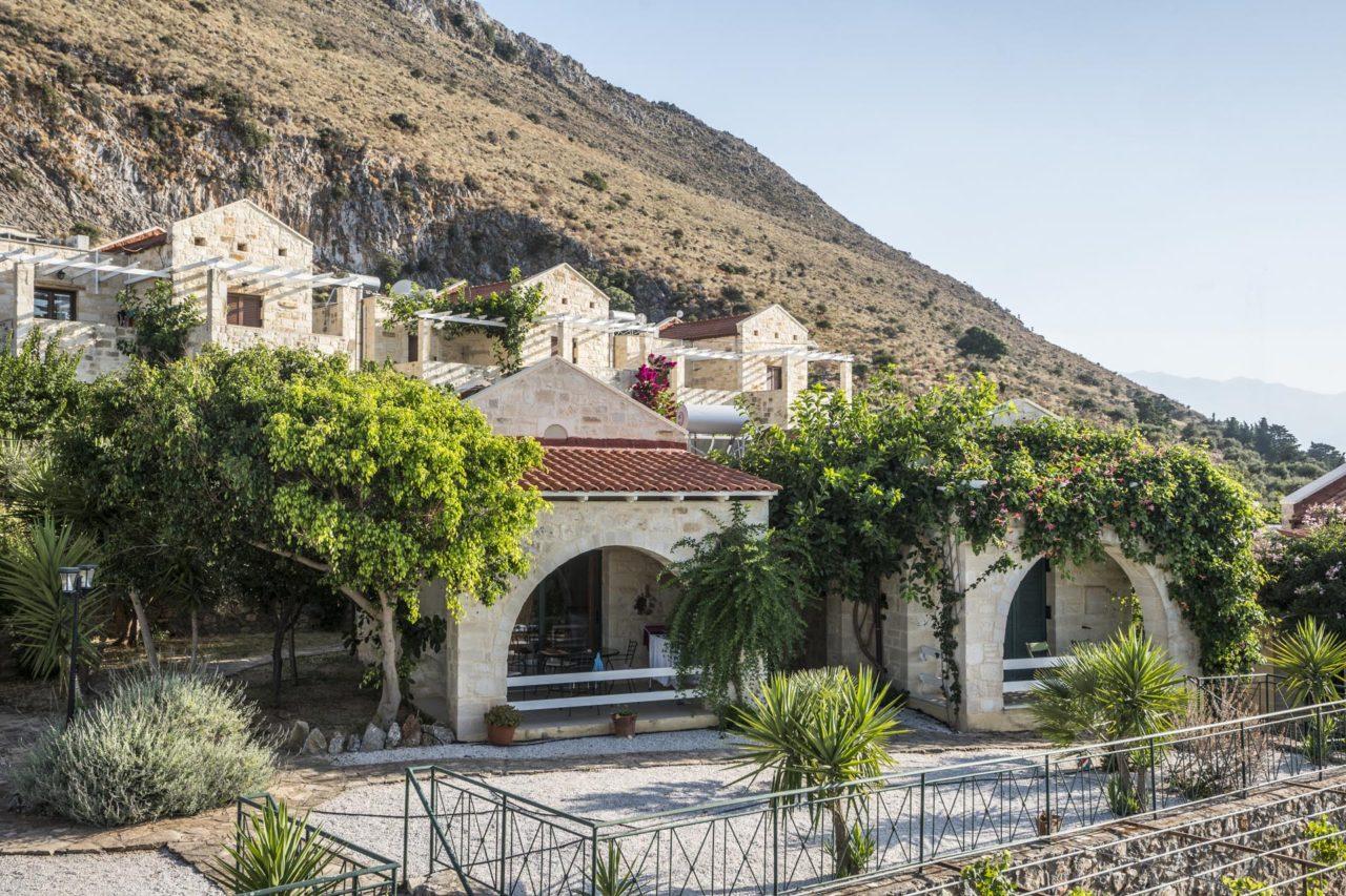 Retreat village Chania